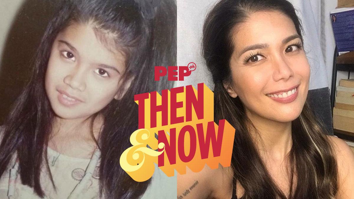geneva cruz then and now