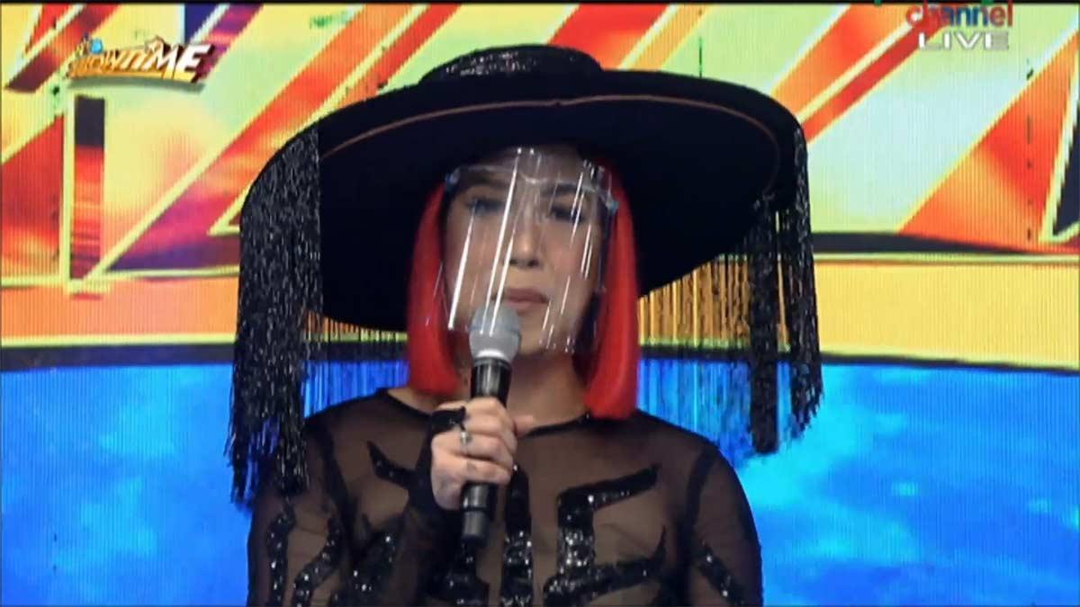 "Vice Ganda quips about It's Showtime comeback: ""Kapag nagbukas na ..."