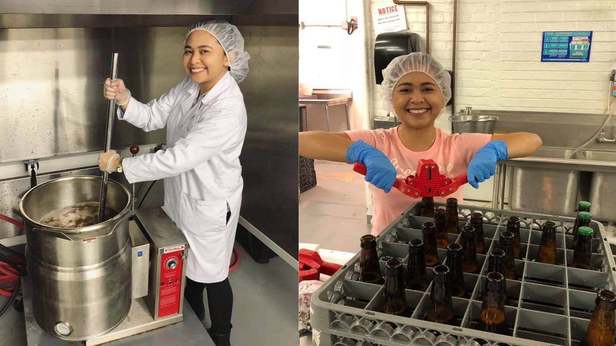 Pinay Creates Healthy Beer Made From Durian Fruit