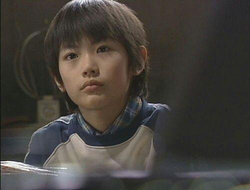 Haruma Miura, age 7 in
