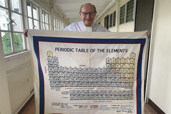 Martin Sellner Periodic Table of Elements