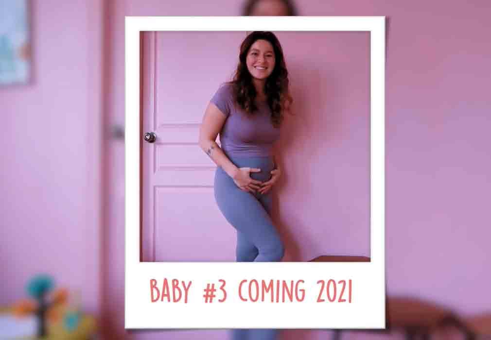 Andi Eigenmann pregnant