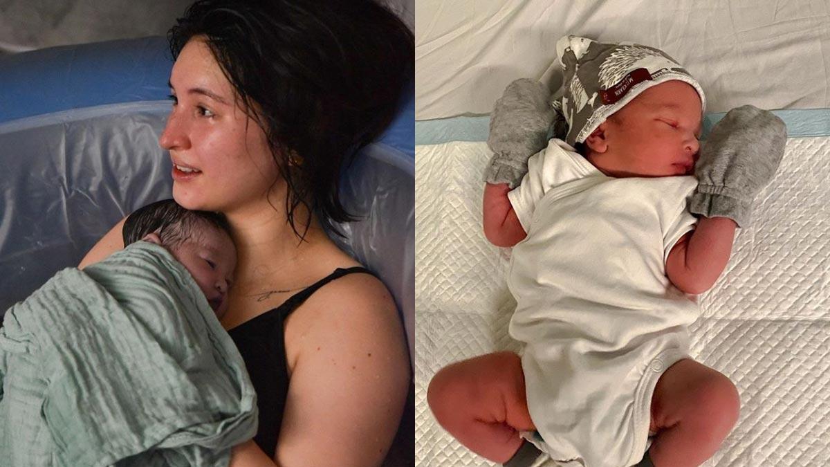 Coleen Garcia, Baby Amari