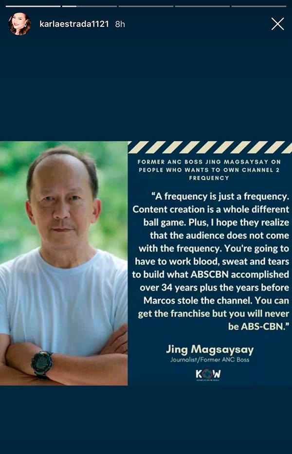 Jing Magsaysay