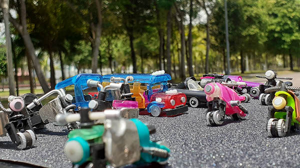 Rowel Naanep toys