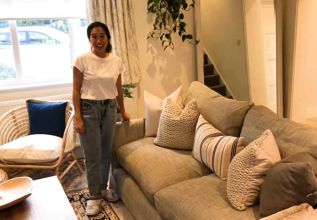 Rachelle Ann Go London House Tour