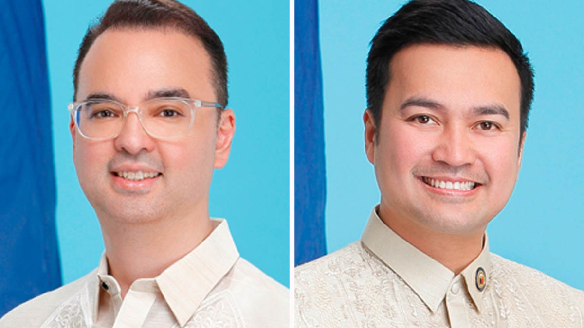 Alan Peter Cayetano, Lord Allan Velasco