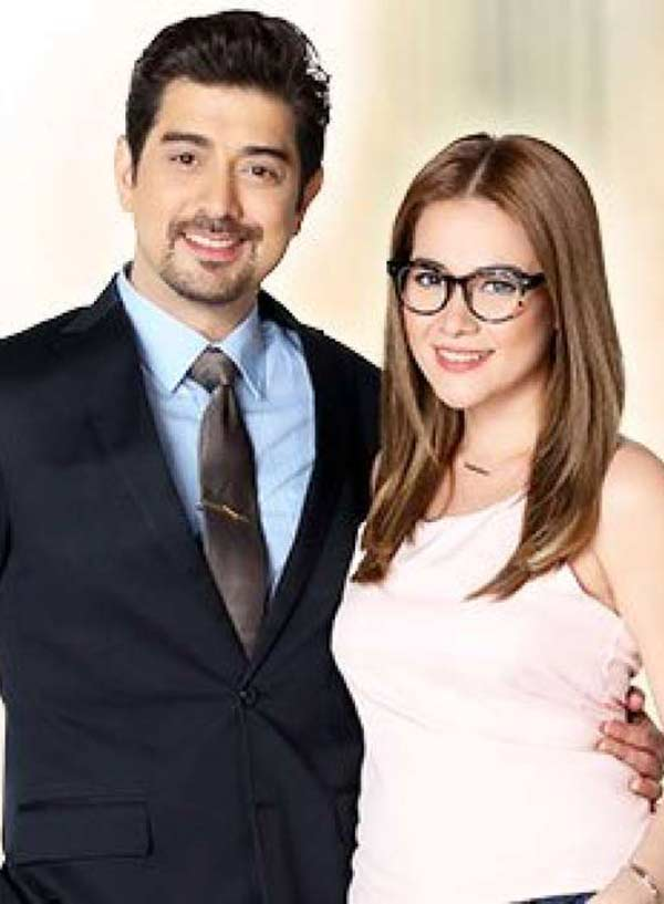 Bea Alonzo, Ian Veneracion in A Love to Last