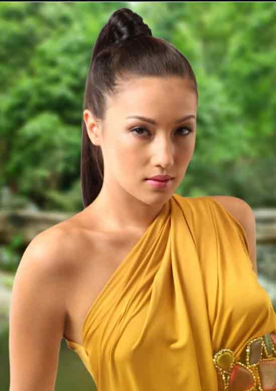 Solenn Heussaff Survivor Philippines Celebrity Showdown