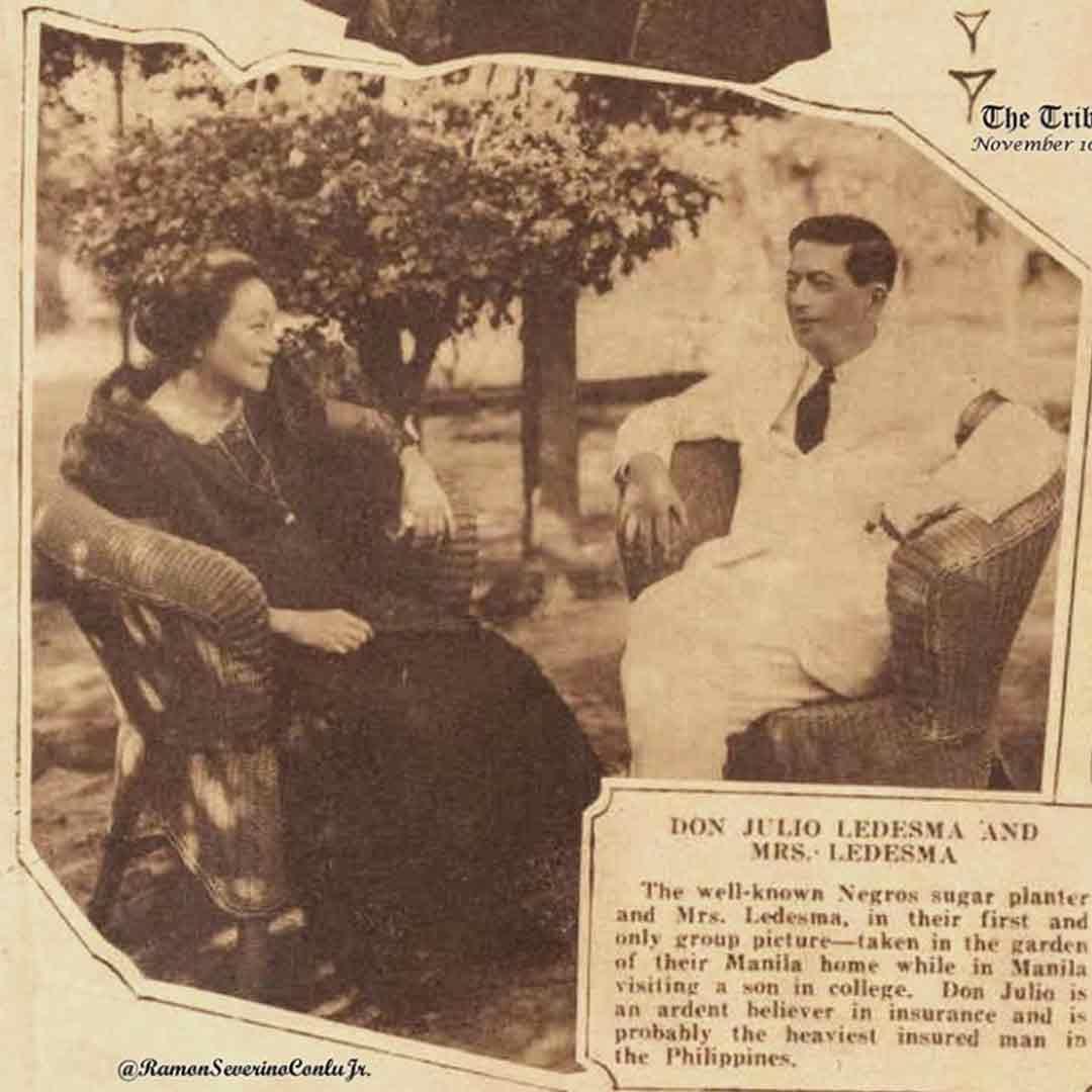 Fiore Ledesma Great Grandparents