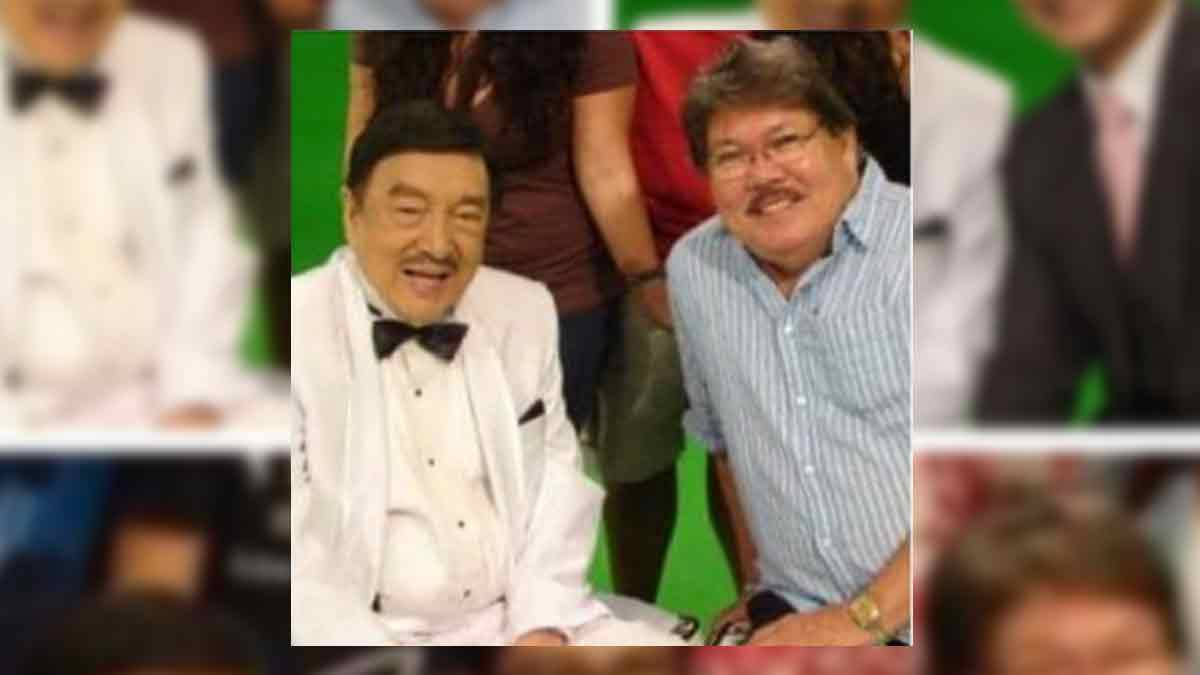 Director Al Quinn passes away. He is seen here with the late King of Comedy Dolphy