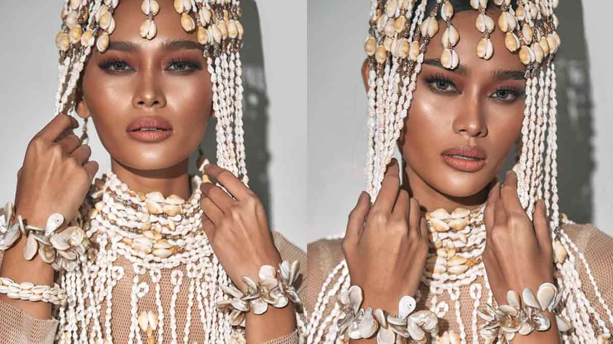 Miss Sorsogon Isabela Galeria National Costume Miss Universe Philippines 2020