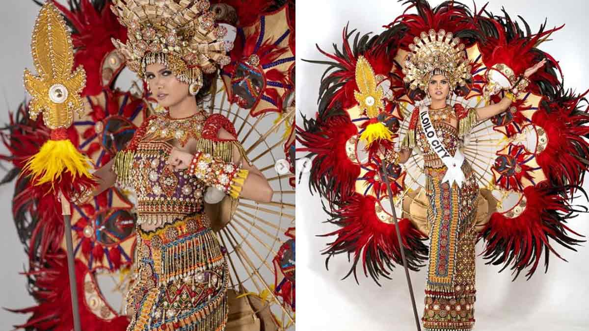 Rabiya Mateo Miss Universe Philippines 2020 National Costume