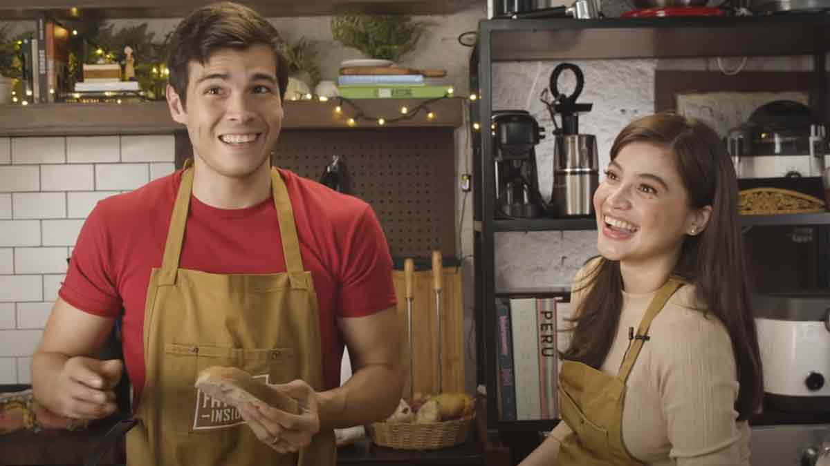 "Why Erwan Heussaff doesn't ""go out of his way"" to put wife Anne Curtis in his YouTube videos"