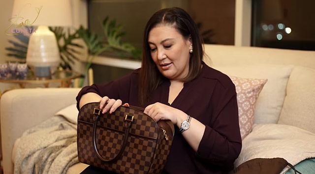 Sharon Cuneta Hermes