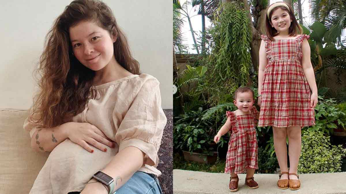 "How Andi Eigenmann raises daughters Ellie Eigenmann and Lilo Alipayo to be ""non-materialistic"""