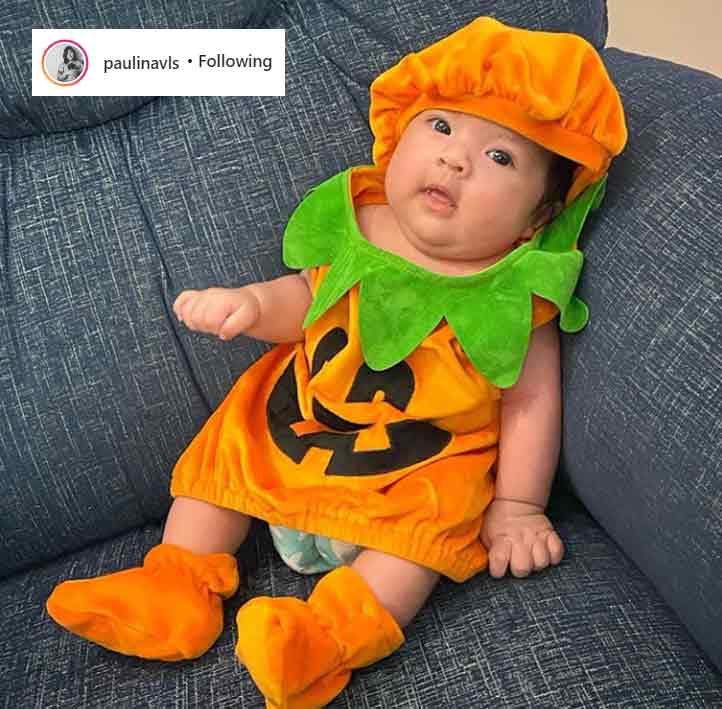 Celebrity Babies dress up for Halloween 2020