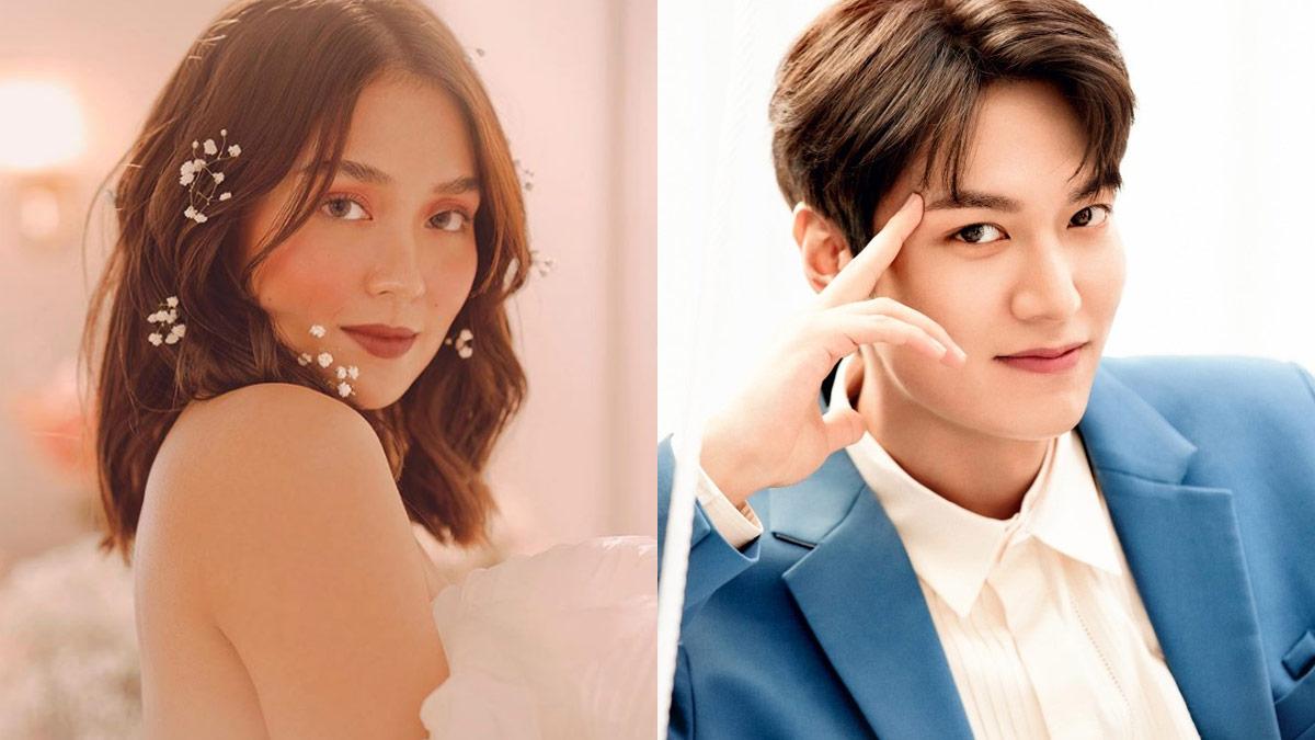 Kathryn Bernardo, Lee Min Ho