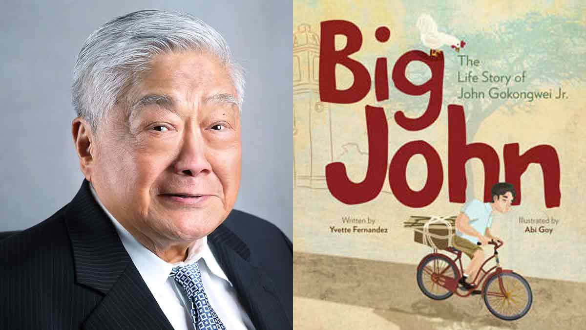 John Gokongwei Jr. Life Story Big John Summit Books