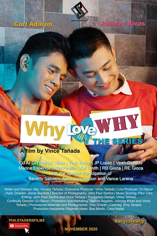 why love why movie poster