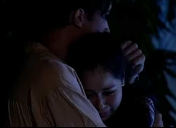 Angelu de Leon and Bobby Andrews' sweet scene in the 7th episode of T.G.I.S.