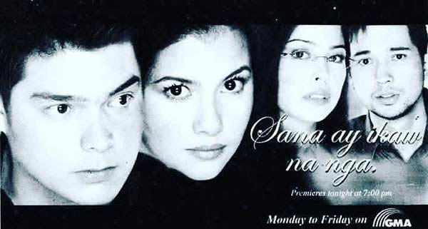 Dingdong Dantes, Tanya Garcia, Angelu de Leon, and Bobby Andrews in Sana Ay Ikaw Na Nga