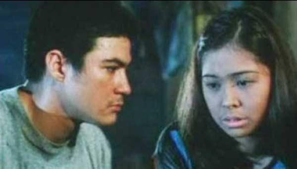 Angelu de Leon with Jomari Yllana in Bulaklak ng Maynila.