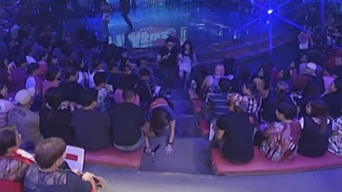 Anne Curtis on It's Showtime