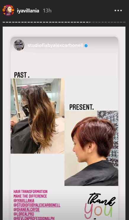 Iya Villania sports her shortest haircut and it leaves Drew Arellano smitten