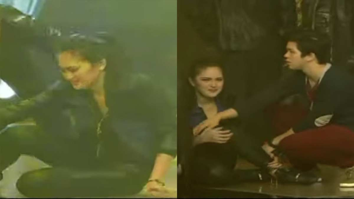 Julie Anne San Jose and Elmo Magalona on Party Pilipinas