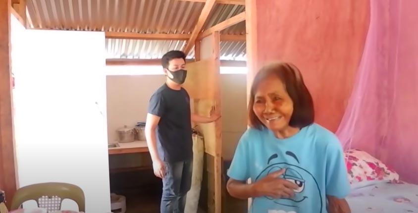 Marcelito Pomoy, Lola Aurora