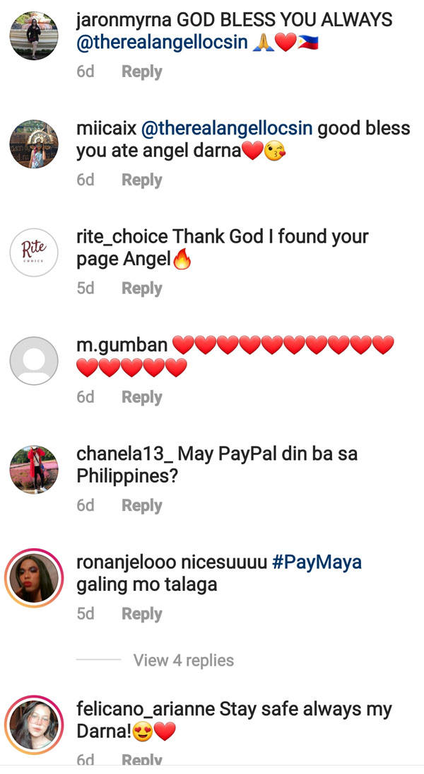 Netizens salute Angel Locsin