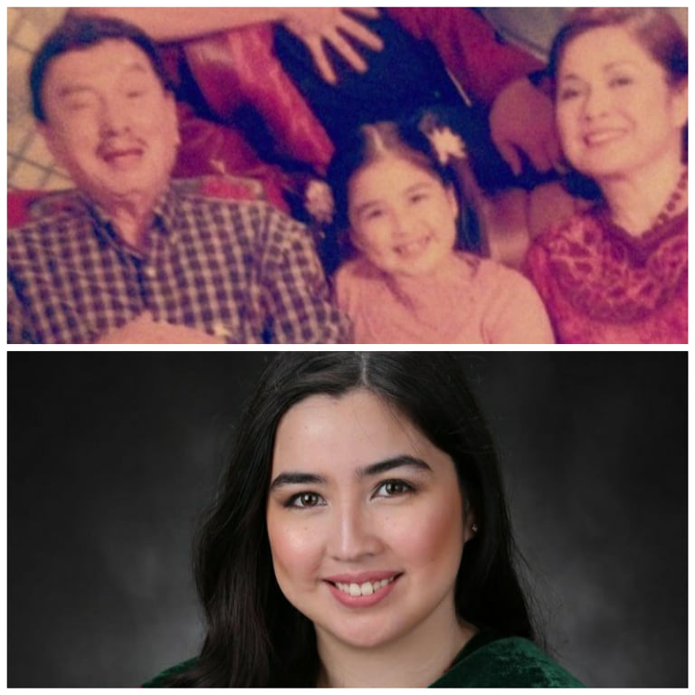 angeli gonzales then and now