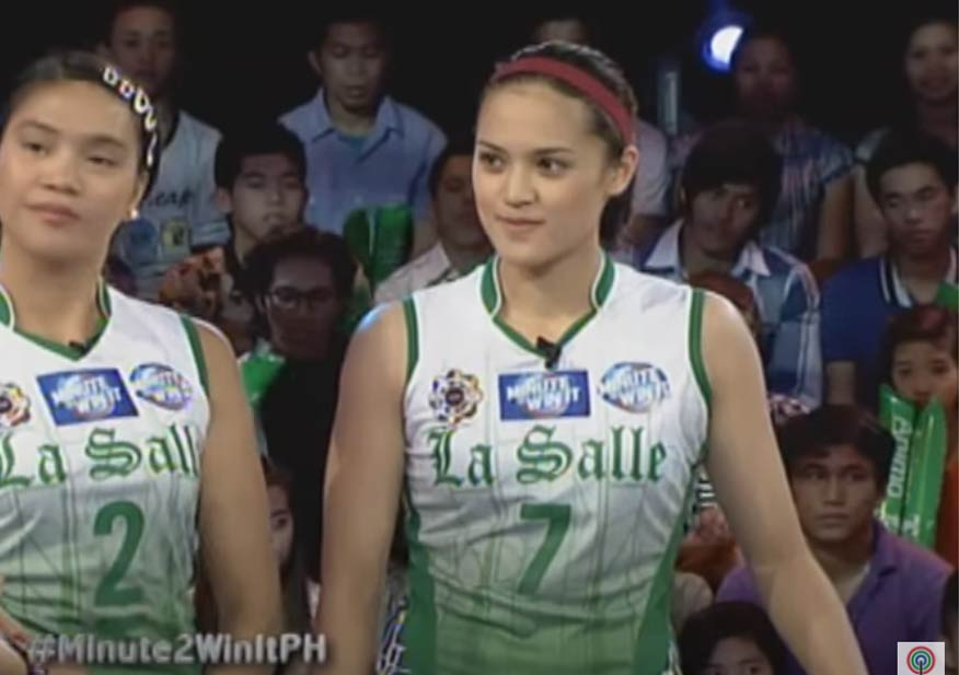 Michele Gumabao volleyball