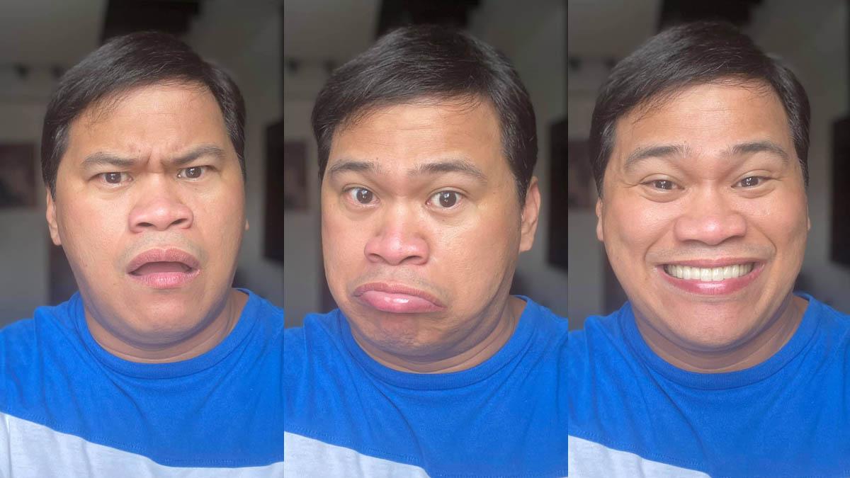 Ogie Diaz faces
