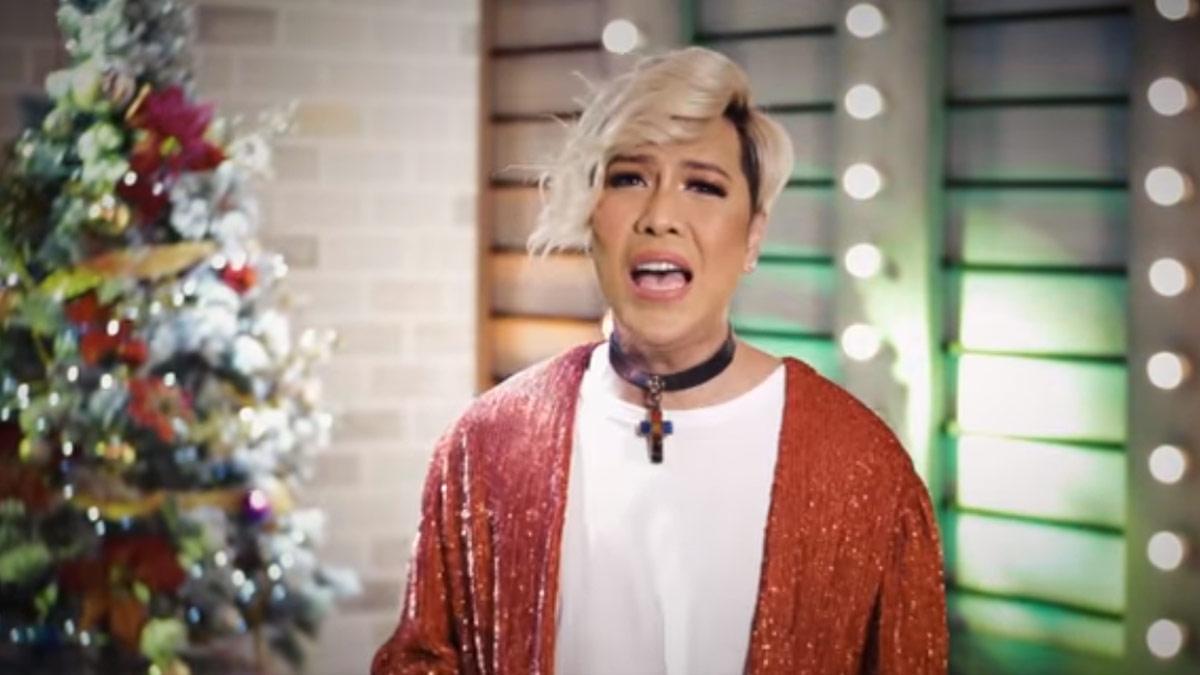 Vice Ganda ABS-CBN Christmas Station ID