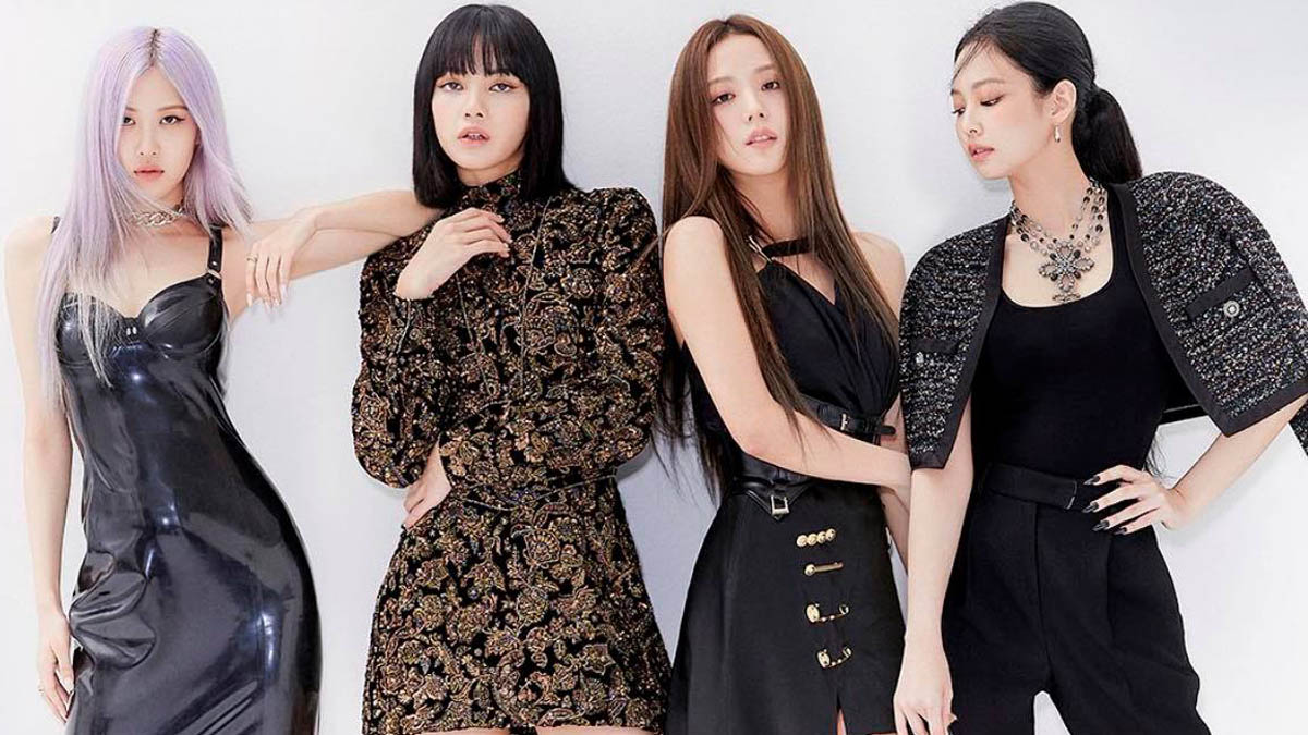 BLACKPINK The Show poster