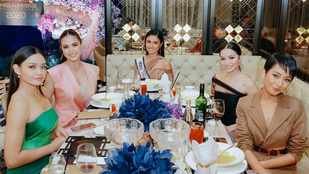 Miss Universe Philippines 2020 new titles