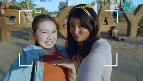 Barbie Forteza and Kate Valdez in Anak ni Waray vs. Anak ni Biday