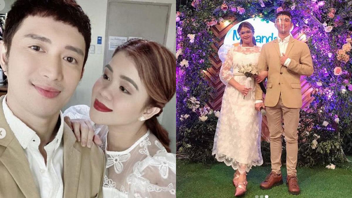 Melai Cantiveros, Jason Francisco renewal of wedding vows