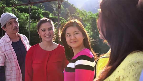 Vina Morales, Loisa Andalio in Nasaan Ka Nang Kailangan Kita