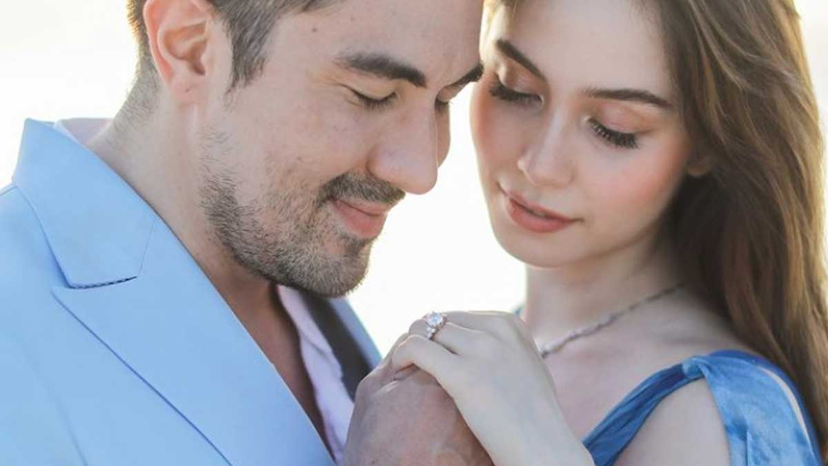 Luis Manzano and Jessy Mendiola engagement.