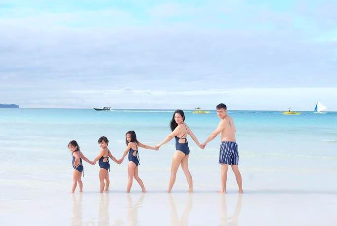 Patrick Garcia family
