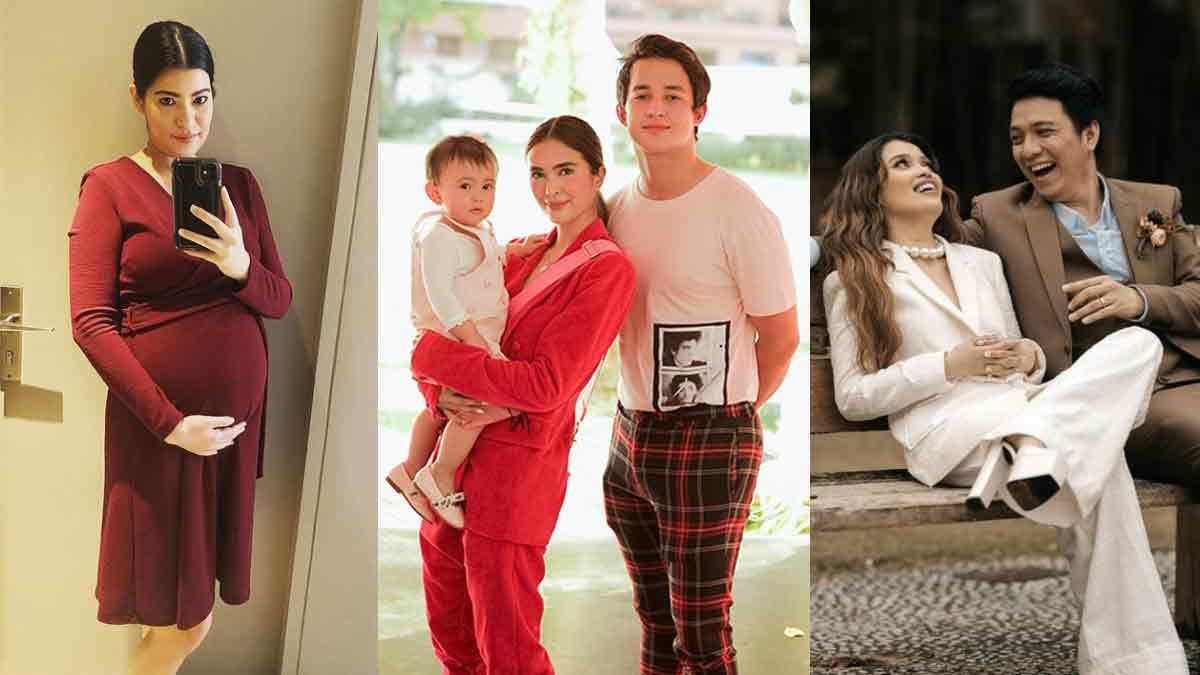 Happy celebrity news 2020: pregnancies, weddings, babies