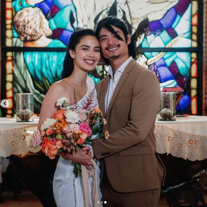 Happy celebrity news 2020: Megan Young, Mikael Daez married