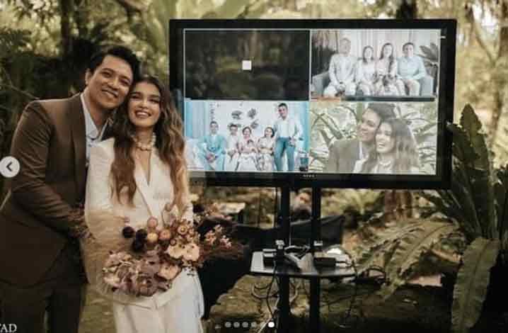 Happy celebrity news 2020: KZ Tandingan and TJ Monterde married