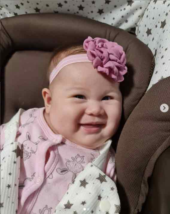 Happy celebrity news 2020: Diana Zubiri gives birth to daughter Amira
