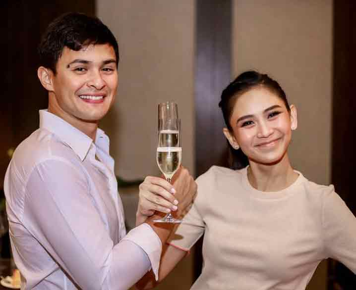 Happy celebrity news 2020: Sarah Geronimo and Matteo Guidicelli married