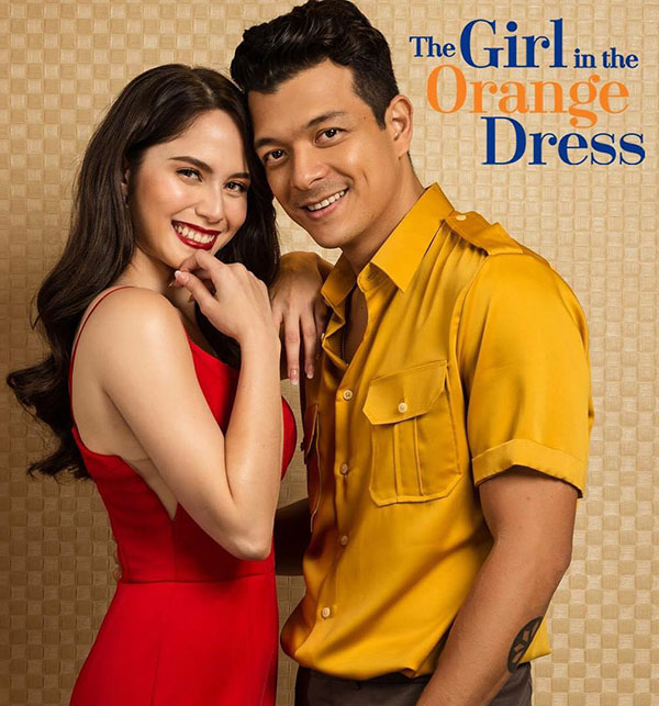 Jessy Mendiola Jericho Rosales The Girl with the Orange Dress