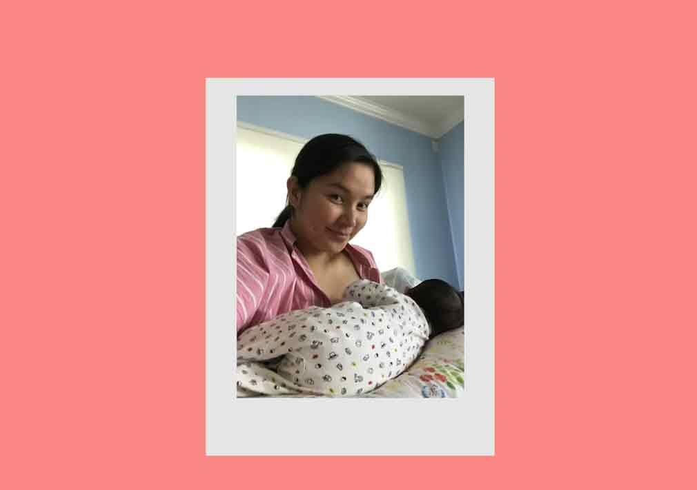 Mariel Rodriguez recalls her breastfeeding journey